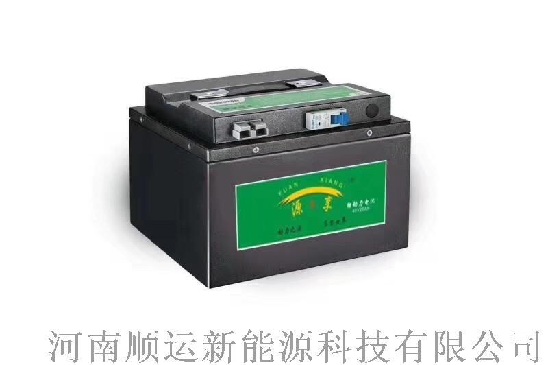 专用折叠电动车锂电池组