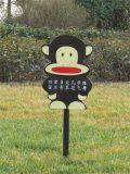 河南 花草牌绿化牌标语指示牌公园牌