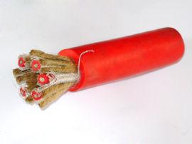 硅像胶绝缘及护套控制软电缆