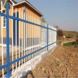 喜振生产现货锌钢隔离栏杆,别墅外墙现货锌钢隔离栏杆