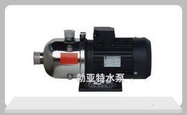 济宁勃亚特QDW型多级高温卧式锅炉给水泵高扬程水泵