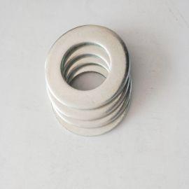 厂家供应 GB97-85 优质镀锌 国标平垫 高强度平垫标 规格齐全