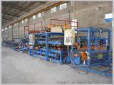 巖棉泡沫復合機壓型機械設備制造高配置快速生產線