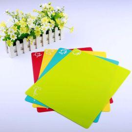 超薄PP塑料切菜板 格子防滑砧板 环保食品级片材