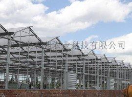 供应PC阳光板连栋温室大棚