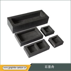 瀚辉石墨油槽厂家直订化工行业用石墨制品石墨舟石墨油槽石墨模具