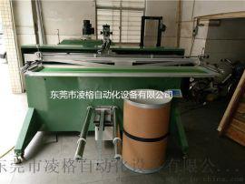 塑胶桶印刷机 铁桶丝印机 5A曲面丝印机
