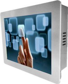 i3触摸屏10.4寸工业平板电脑厂家研源工控