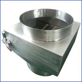 上部给料强磁磁选机 磁选设备厂家定制永磁除铁器