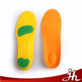 批发建辉JH-203高弹力减震防臭除臭篮球运动pu鞋垫