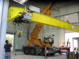 欧式LD3吨单梁起重机