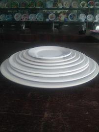 厂家直供5-11寸仿瓷密胺美耐皿餐盘