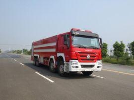 4桥消防车|水罐消防洒水车