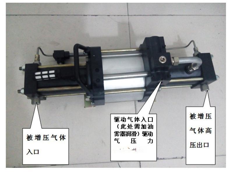 氮气增压泵增压机