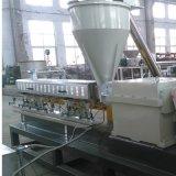 双螺杆风冷模面造粒机 高效双螺杆造粒机