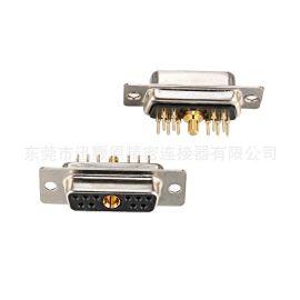 D-SUB同轴直插板,同轴直插板,射频同轴连接器