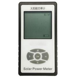 遮陽蓬棚篷遮陽網遮陽率測試儀太陽能功率計