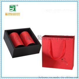 深圳厂家直销 圆筒、方形纸盒茶叶包装盒