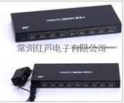 HDMI 分配器1分8 1080P 4K