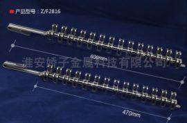 铝壳表面处理钛挂具 铝挂具 订制设计钛排挂,免费打样