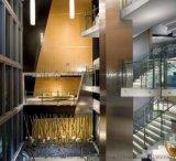 久靚D-03酒店豪華不鏽鋼樓梯立柱