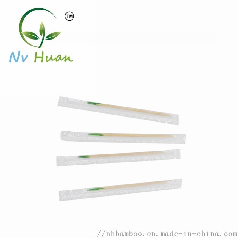 薄荷味口味牙签OPP单支包装一次性竹牙签木牙签