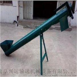 沧州螺旋输送机质量 绞龙输送机垂直螺旋提升机 曹