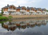 木屋设计建造木结构别墅生产厂家