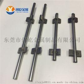 非标焊3角不锈钢片支杆挂具夹具 锥形管螺杆套管  方管连接件