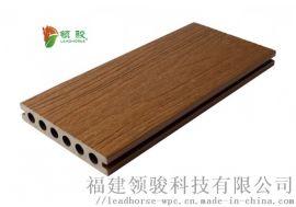 共挤塑木地板 防腐防水耐磨花园木地板 木塑共挤地板