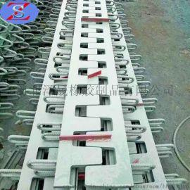 厂家直销桥梁伸缩缝 定制模数式伸缩缝 梳齿板伸缩缝