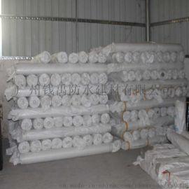 中山聚**乙烯带绒pvc防水卷材 珠海耐高温防水材料