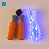 新款時尚發光LED跳繩防水功能定製LED發光跳繩