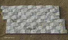 外墙文化石白石英文化石