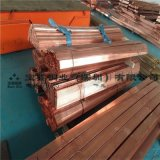 专业生产T1 T2紫铜排 镀锡铜排 无氧红铜排