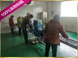 小银鱼挂浆机新型设备 代替人工小银鱼上浆裹糠机