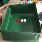 帆布水池供應 漁業養殖防水魚池報價