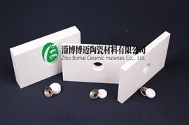 厂家直销耐磨陶瓷衬板 耐磨氧化铝陶瓷衬板