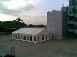 卡帕篷房长期供应铝合金车展篷房欧式帐篷