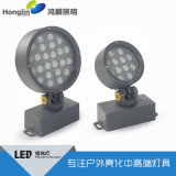新款高质感LED投光灯圆形18/36W投光灯
