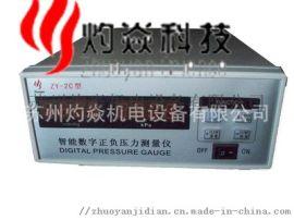 苏州灼焱ZY-2C真空度压力测试仪