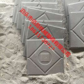 铸铁底板 车间铺地用铸铁地板砖 耐热铸铁板