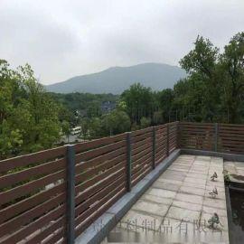 塑木围栏,户外塑木围栏,防虫蛀塑木围栏