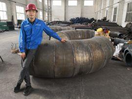 淄博耐磨管道 复合陶瓷贴片管 江苏江河
