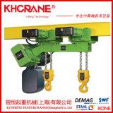 SWF速衛 科尼電動環鏈鋼絲繩葫蘆 低淨空葫蘆