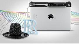 3D systems sense isense ipad专用便携手持三维3D扫描仪