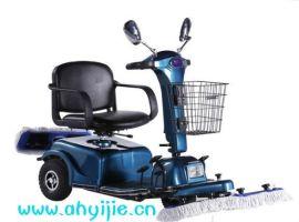 供应微玲WL-CT900电动驾驶式尘推车 候车厅用尘推车