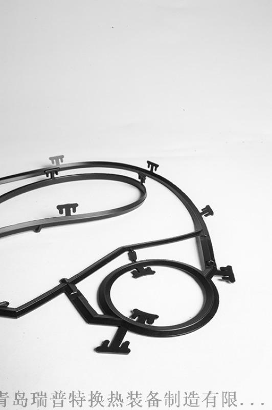 如何從感官上判斷板式換熱器膠條的好壞