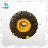 厂家直销-优质农用5.00-8海绵实芯轮胎