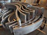 双曲铝单板制作工艺铝墙板定做工厂